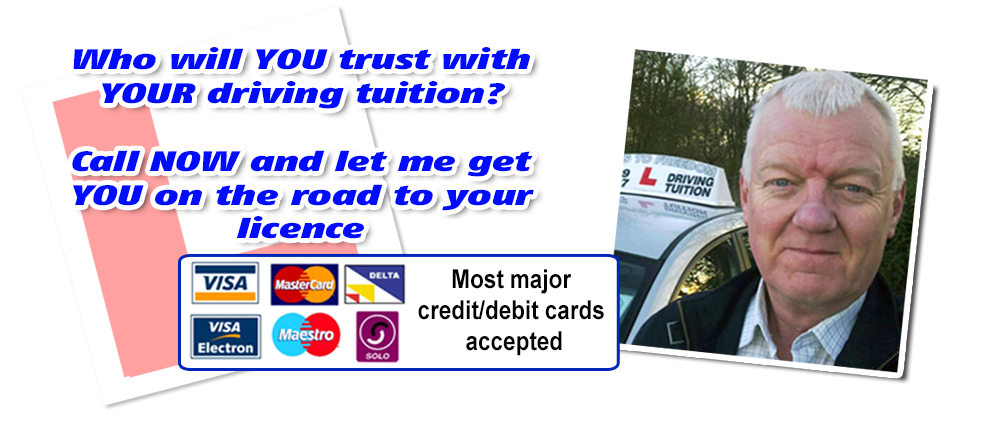 Driving lessons with Keys to Freedom Driving School Bolton